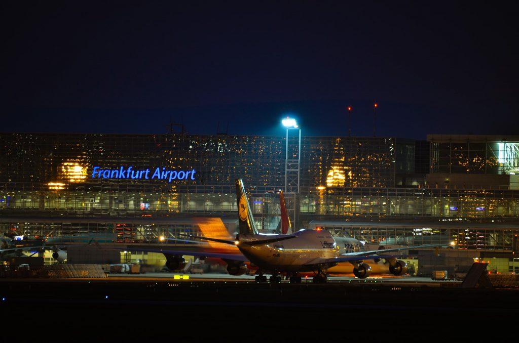 Fraport-Zentrale – Auszeichnung für digitale Infrastruktur